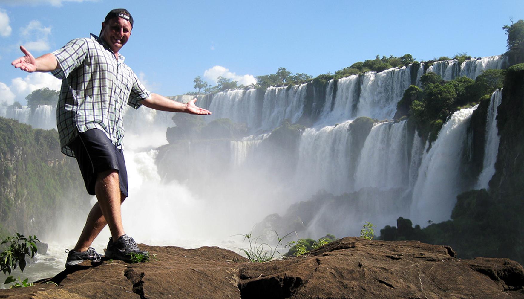 Iguazu Falls, Brazil/Argentina. 275 individual waterfalls and cascades