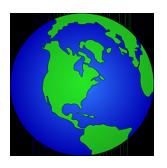 Logo globes
