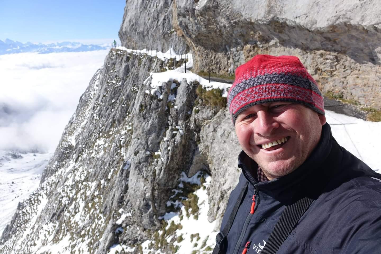 Lucerne, Switzerland. At 2,128 m, Mount Pilatus has incredible views